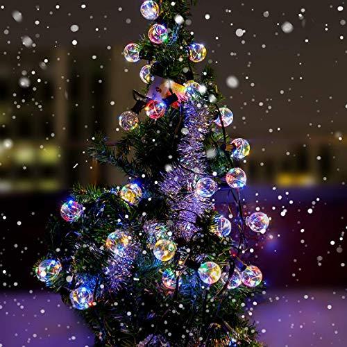 Lichterkette Fã¼R Balkon | Gluehbirnen Lichterkette Bunt Dezember Kaufen Test Vergleich