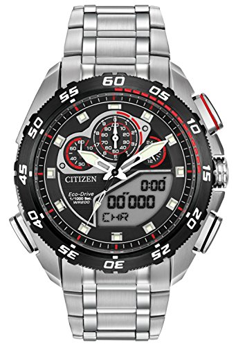 citizen-watch-promaster-super-sport-mens-quartz-watch-with-black-dial-analogue-digital-display-and-s