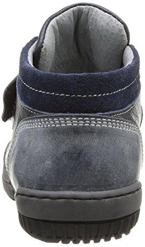 Little Mary Ostory, Sneakers Classiques garçon Bleu (Nappa Marine D.Peau/S.Story)