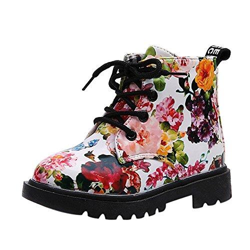 Stiefel Kinder Heligen Mädchen Mode Floral Kinder Schuhe Baby Stiefel Casual Kinder Stiefel Baby Mädchen Jungen Lauflernschuhe Sneaker -