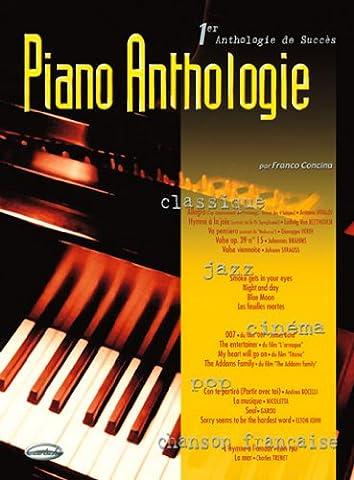 Concina, Franco - Piano Anthologie - 1er Anthologie De
