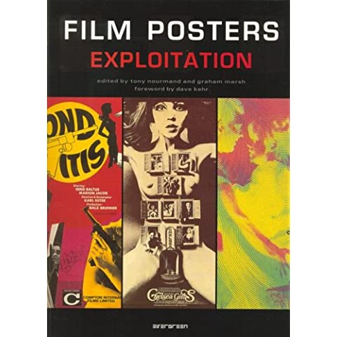 Film posters. Exploitation