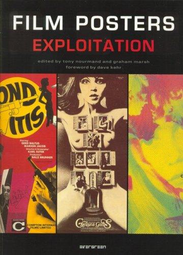 Film Posters Exploitation : Edition en langue anglaise