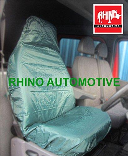 hyundai-sante-fe-06-12-heavy-duty-single-driver-green-waterproof-seat-cover