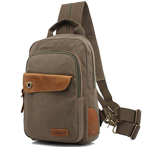AUGUR Sling-Rucksack eine schulter Schultertasche - Schulter-rucksack