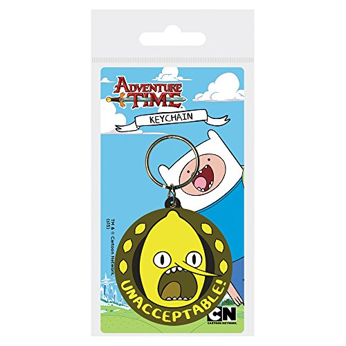 adventure-time-rk38548c-lemongrab-unacceptable-rubber-keychain