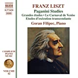 Liszt: Paganini Studies
