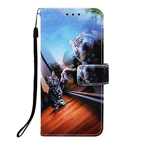 Tosim LG Q Stylus/QStylus Plus Hülle Leder, Klapphülle mit Kartenfach Brieftasche Lederhülle Stossfest Handyhülle Klappbar Case für LG Q Stylus - TOYBO450313 T3 T3 Stylus