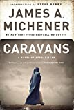 Front cover for the book Caravans by James A. Michener