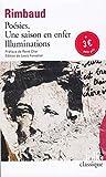 Rimbaud - Poésies - Une saison en enfer - Illuminations