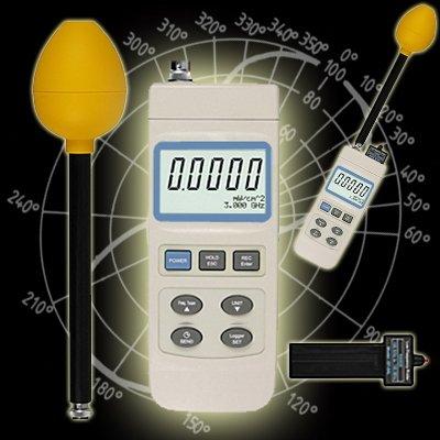 Elektrosmog-/Magnetfeld-Messgerät Feldstärke EMF HF Smog ES2