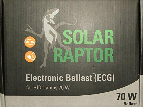 Econlux SolarRaptor elektr. Vorschaltgerät für 70W HID-Lampen Euroversion 230V -