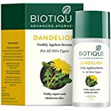 Biotique Bio Dandelion Ageless Lightening Serum, 40 ml