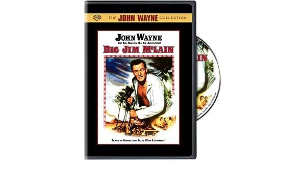 Big Jim McLain: Amazon.de: John Wayne, Edwar Ludwig: DVD & Blu-ray