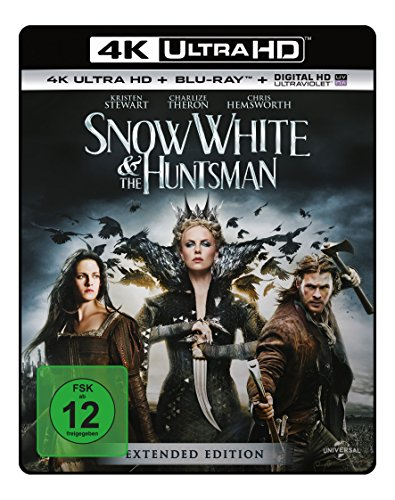Snow White & the Huntsman - Ultra HD Blu-ray [4k + Blu-ray Disc]