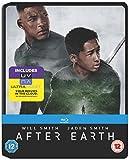 After Earth Steelbook (Blu-Ray 4k) [Edizione: Regno Unito] [Edizione: Regno Unito]