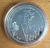 10-Euro-Münze: Münze Justus Liebig; 2003 (Spiegelglanz)