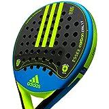 Adidas Essex Carbon Control 1.7, Racchetta da tennis, colore: giallo
