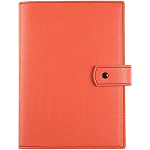 Agenda Easy Daily 15x21 / 17x24 täglich orange