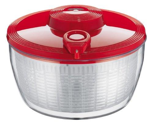Küchenprofi 1310171400 Salatschleuder, rot