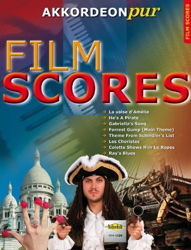 Akkordeon pur: Film Scores. Spezialarrangements im mittleren Schwierigkeitsgrad von Hans-Günther Kölz (16. April 2012) Musiknoten