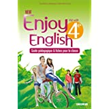 New Enjoy English 4e - Guide pédagogique + fiches classe