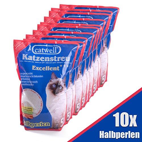 catwell-katzenstreu-10-confezioni-di-eccellente-silicato-a-forma-di-mezza-sfera-per-lettiera-per-gat