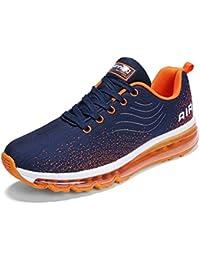 populalar Uomo Donna Air Scarpe da Ginnastica Corsa Sportive Running Fitness  Sneakers Basse Interior Casual all b5b19e08659