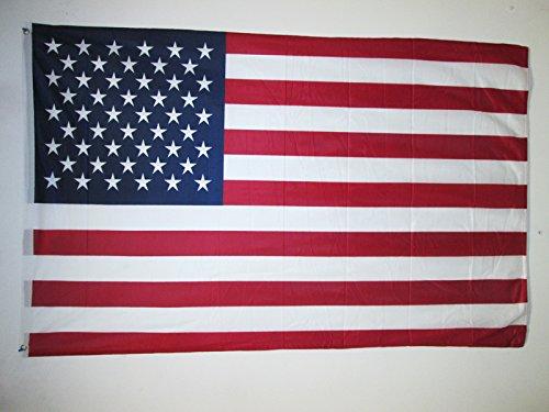 AZ FLAG Bandiera Stati Uniti 150x90cm - Bandiera Americana – USA 90 x 150 cm Speciale Esterno