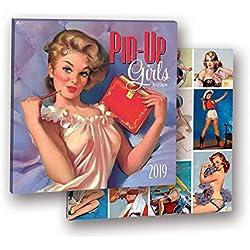 Pin-Up Girls 2019 Album Calendar