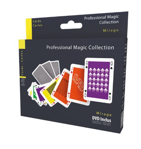 OID Magic 591 - Carte per Giochi di Magia, Modello Mirage
