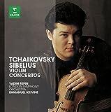 Tchaikovski/Sibelius:Violin Ct