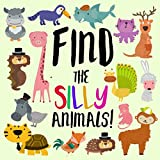 Best Books For 5 Year Old Girls - Find the Silly Animals!: A Funny Where's Wally Review