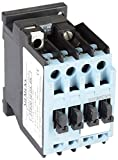 Siemens 9 Amp Power Contactor (Black & B...