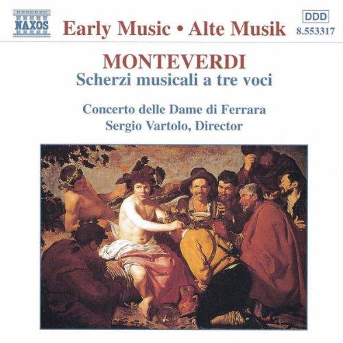 Scherzi musicali a tre voci (coll. Early Music)