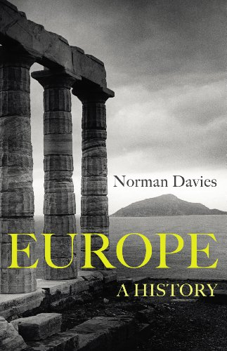 Europe: a history (english edition)