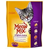 Meow Mix Original Dry Cat Food, 18-Ounce (Pack of 6)