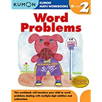 Grade 2 Word Problems (Kumon Math Workbooks)