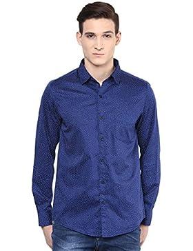 RICHLOOK -  Camicia Casual  - Maniche lunghe  - Uomo