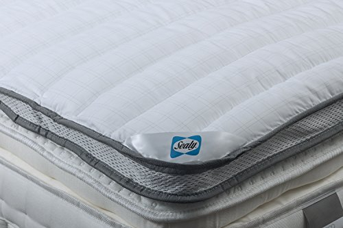 Sealy Select Balance Dual Layer Mattress Topper – Double