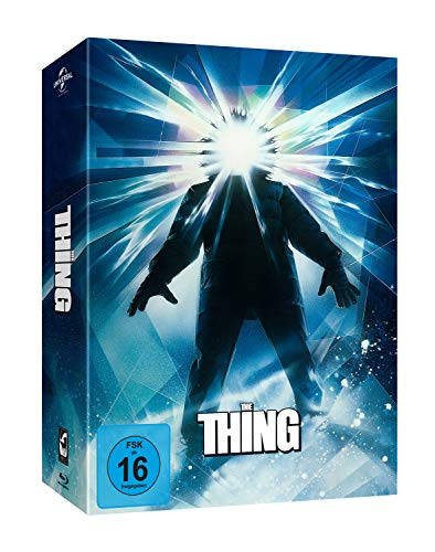 John Carpenter's - THE THING - Deluxe Edition - classic [Blu-ray]