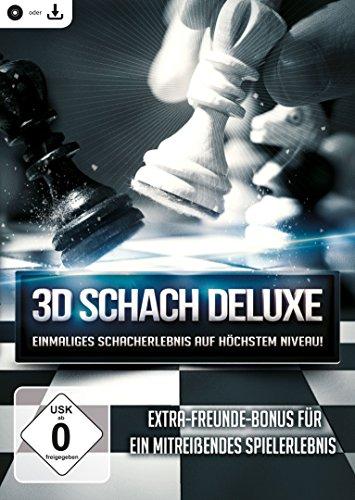 3D Schach Deluxe (PC) -