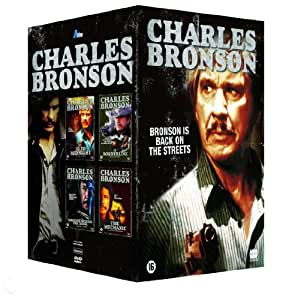 Charles Bronson Collection Volume 1 10 To Midnight