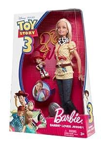Toy Story 3 Barbie Loves Jessie