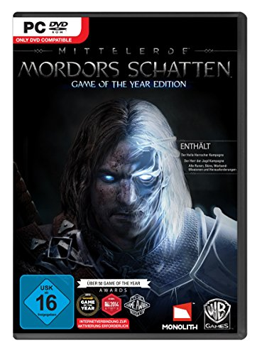 Mittelerde: Mordors Schatten - Game of the Year Edition - [PC]