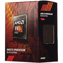 AMD FX-4300 Box Processore AM3+, Edizione Nera