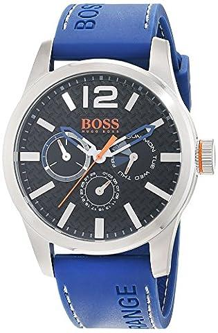 Hugo Boss Orange 1513250 Herren Armbanduhr, Quarz, mehrere Zähler auf dem Zifferblatt,