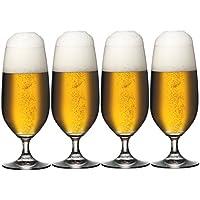Spiegelau & Nachtmann, 4-teiliges Biertulpen-Set, Kristallglas, 368 ml, 4510274, Vino Grande