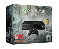 Xbox One - Consola 1 TB + Tom Clancy's The Division