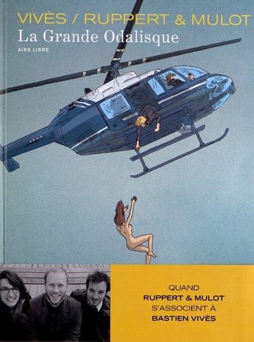 La Grande Odalisque - tome 1 - La Grande Odalisque (édition spéciale)